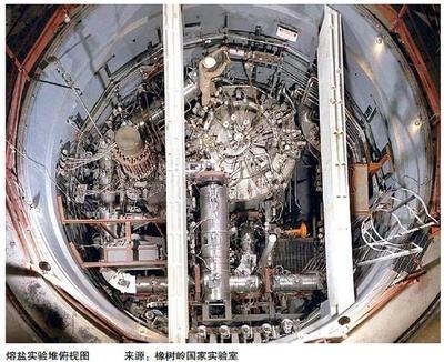 美国两企业将合作开发高温熔盐堆冷却剂