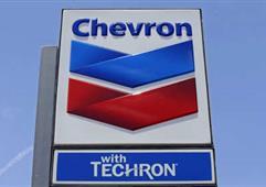 應對油價低迷  美國石油企業雪佛龍擬裁10%-15%職位
