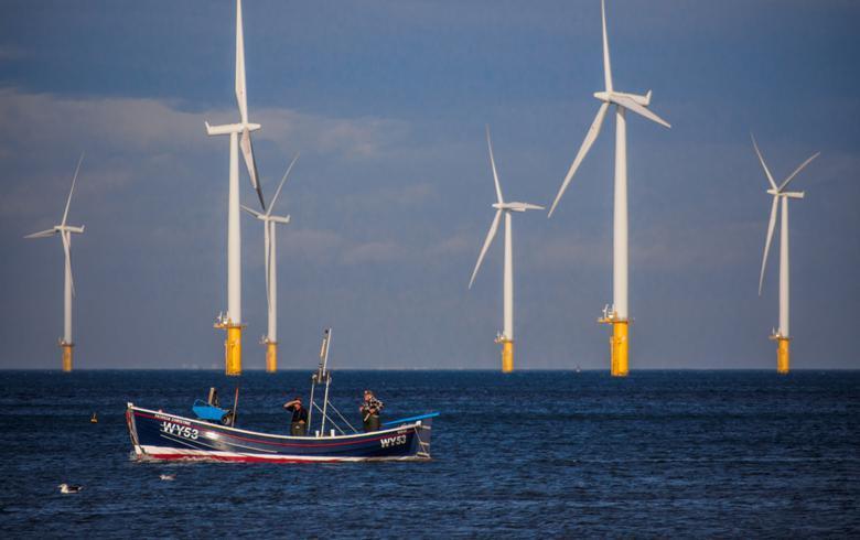 德国计划到2040年海上风电装机容量增至40GW