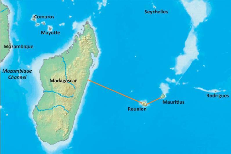 METISS海底光缆系统拟于8月登陆马达加斯加