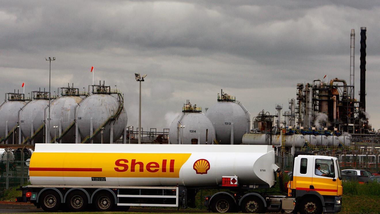 油价低迷 二季度壳牌预计减记费用高达220亿美元