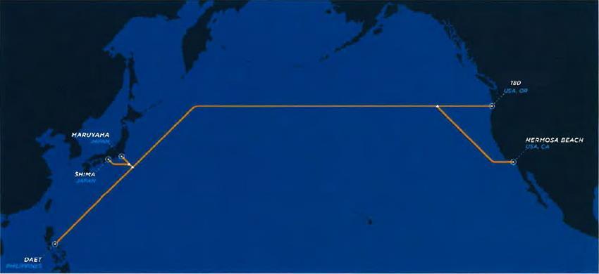 JUPITER海缆系统日本-菲律宾段将于三季度开建