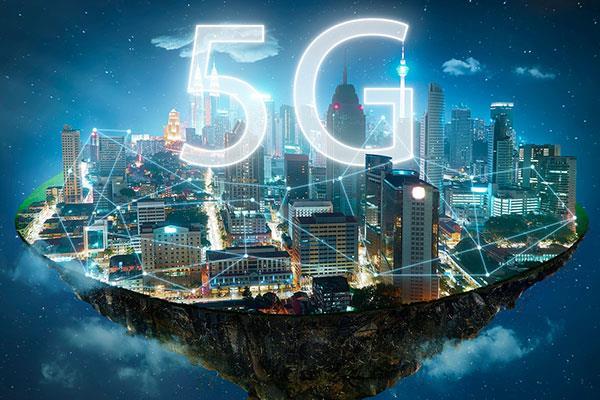 2020-25亚太区移动运营商5G投资将超3300亿美元