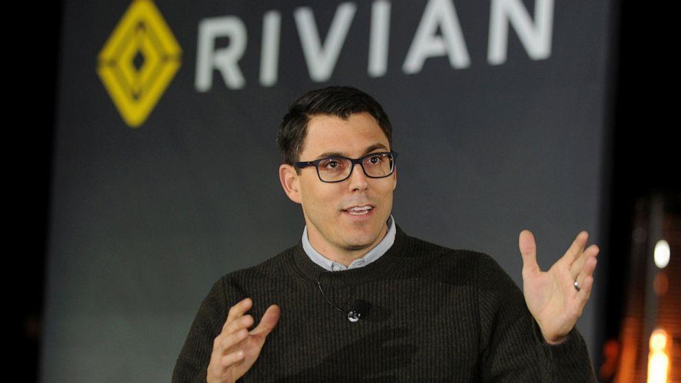 电动汽车初创公司Rivian再获25亿美元融资