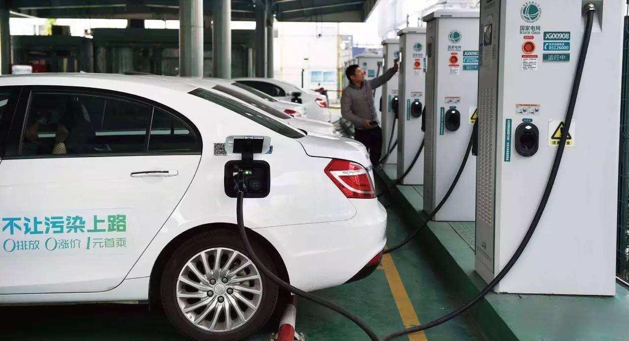 新能源汽车保有量达417万辆 比去年年底增加36万
