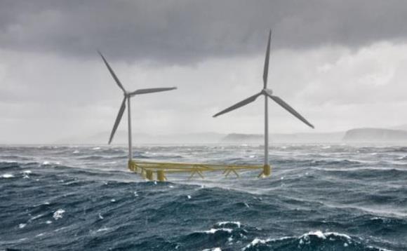 到2040年全球预计新增浮动式海上风电70吉瓦