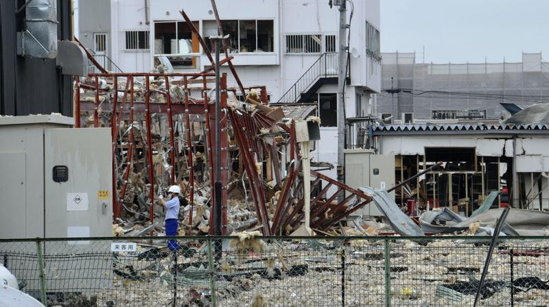 日本北部小镇发生爆炸致1人死亡17人受伤