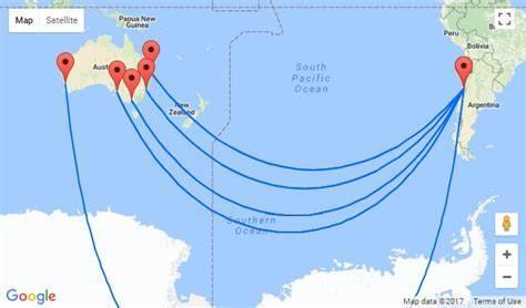 智利筹建海底光缆系统连接澳大利亚