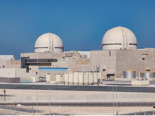 阿拉伯国家首个核电站在阿布扎比投运