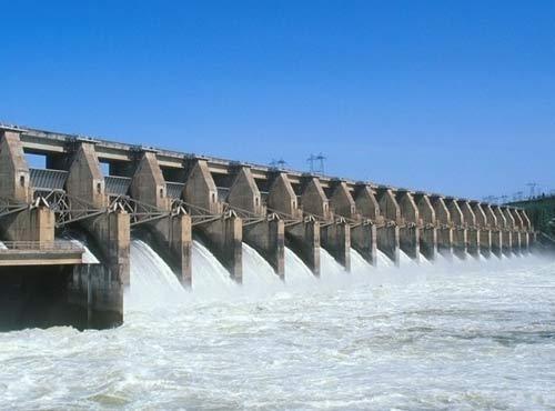 乌兹别克斯坦卡季林水电站并网发电 中企参与设计