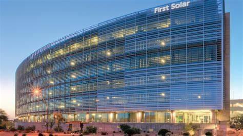 美First Solar拟到2028年实现100%可再生能源供电