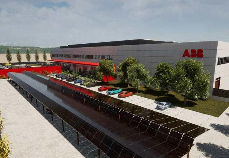 ABB在意大利投资建厂 满足电动汽车充电桩需求