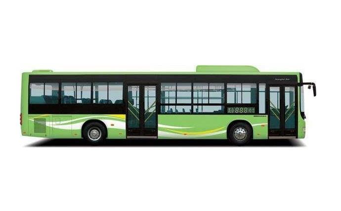 山东潍坊48路公交更换为新能源氢燃料电池车