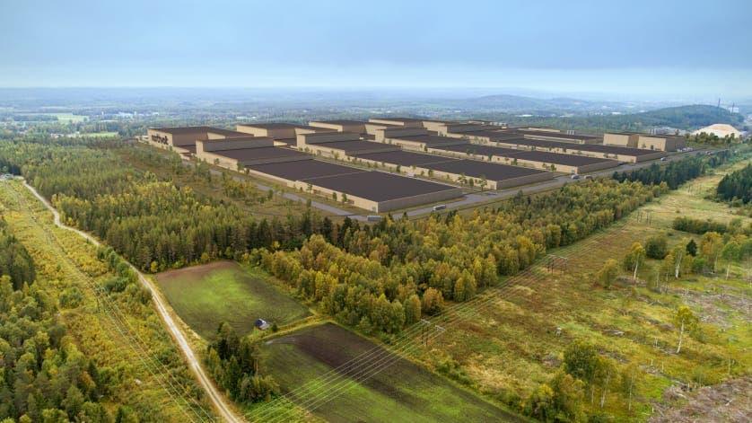 到2030年全球锂离子电池生产能力将达到1.3TWh