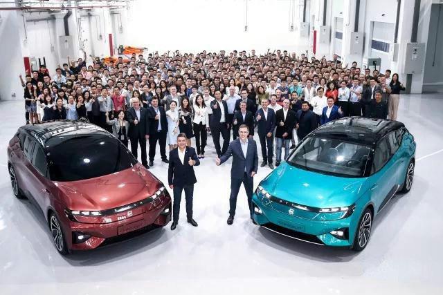 烧光84亿的拜腾汽车:拟成立新公司 融资20亿元