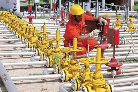 7月印度天然气产量下降10% 进口量激增