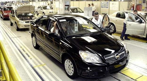 巴西前8月汽车产量111万辆 同比下降44.8%