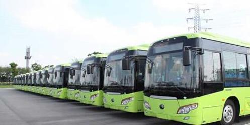 构建绿色公交体系 张家口市新能源公交已达1718辆