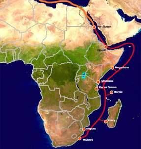 东非海底光缆系统索马里段完成故障修复