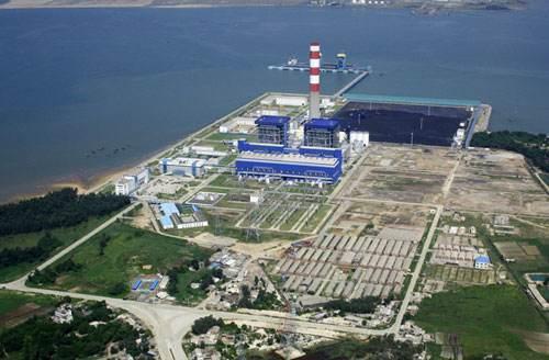 广西防城港电厂3号机组并网发电