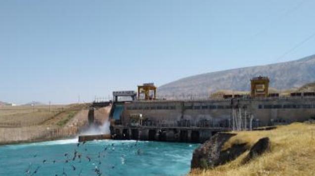 中企承建格拉夫纳亚水电站技改6号机组发电