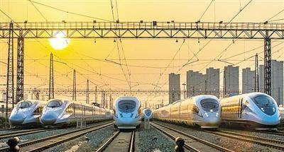 中老铁路动车组项目合同签署 预计2021年9月交付