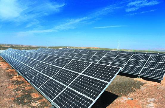中企承建阿根廷最大光伏电站正式商运