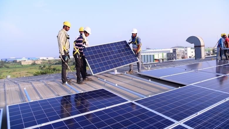 印度已安装可再生能源装机容量超89GW