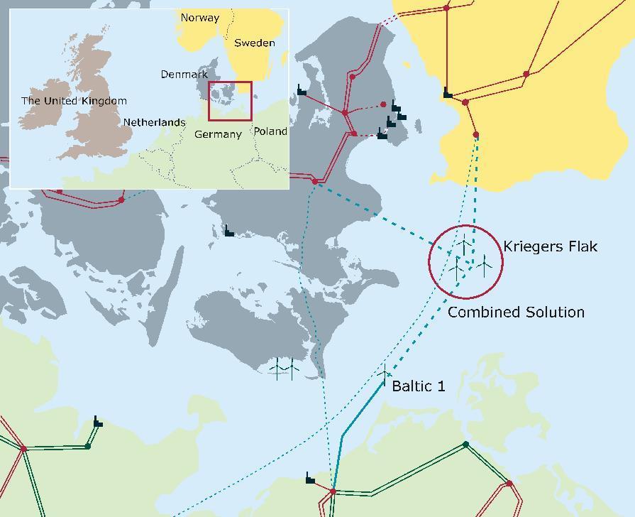 德国与丹麦电网运营商推动波罗的海海底互联系统建设