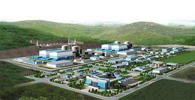 """""""华龙一号""""全球首堆福清核电站5号机组首次达到临界状态"""