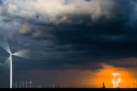 到2040年全球风能与太阳能发电份额有望增至45%
