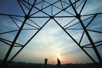 今年以来华中电网累计用电量实现正增长