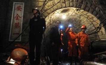 贵州煤矿生产安全事故同比下降81%