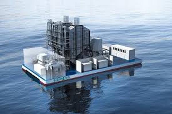未来十年全球浮式电站市场年复合增率约6.5%