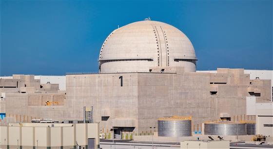 阿拉伯地區首座核電站1號機組滿功率運行