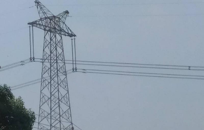 陕北—湖北特高压直流输电工程(豫5标段)全线贯通