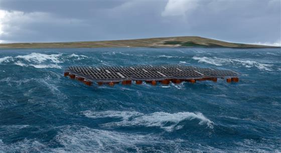 挪威Equinor将建设世界首座海上浮动式太阳能电站
