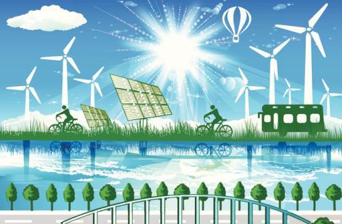 李克强:推动煤炭清洁高效利用 大力发展新能源