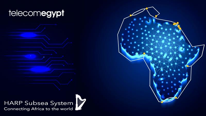 到2023年埃及电信拟推出环非洲海缆系统HARP