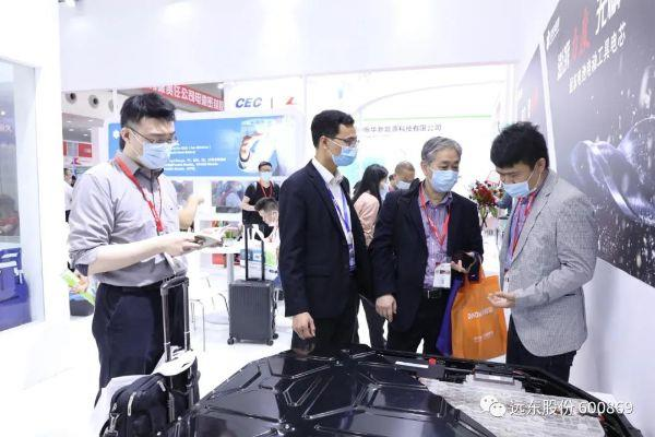 赞!远东电池参展CIBF2021 再现品牌实力