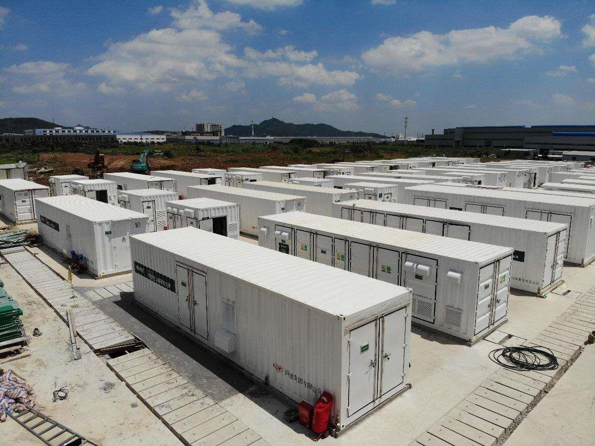 2020中国储能电池市场出货量16.2GWh 同比增71%