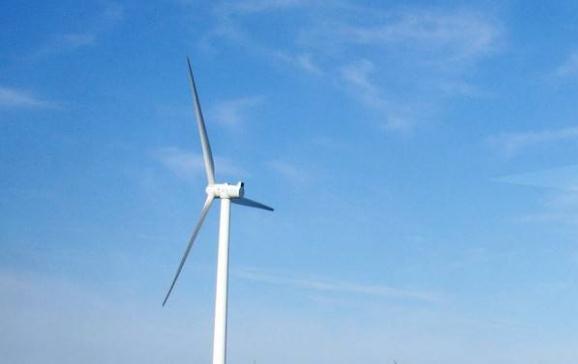 吉林乾安100兆瓦平价风电项目正式开工