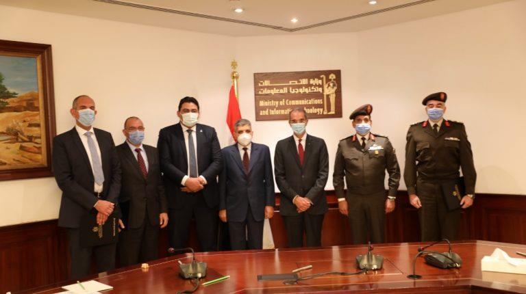 埃及筹建新光缆项目 连接红海与地中海