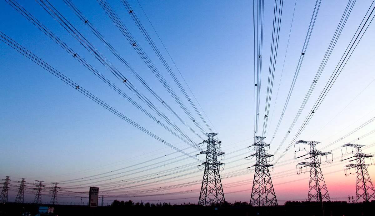 陕北-湖北±800千伏特高压直流输电线路陕西段贯通