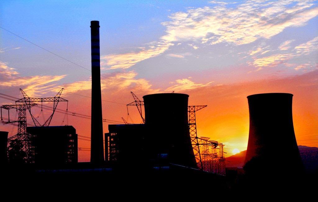 内蒙古长滩电厂2台66万千瓦超超临界燃煤机组工程开工