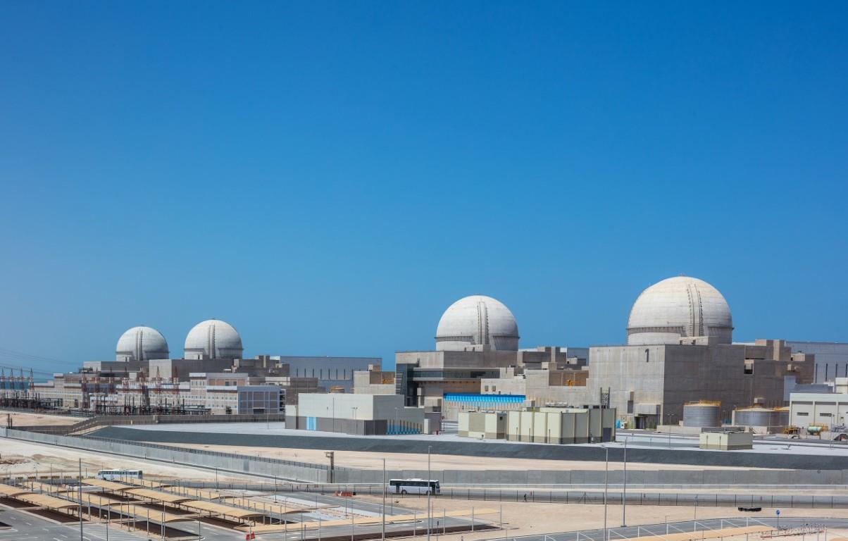 阿联酋首座核电站1号机组正式投入商运