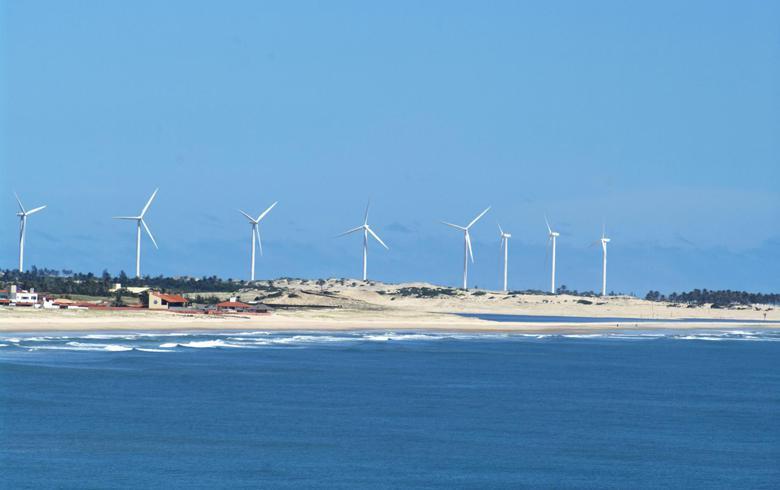 3月巴西新增并网风电容量353兆瓦