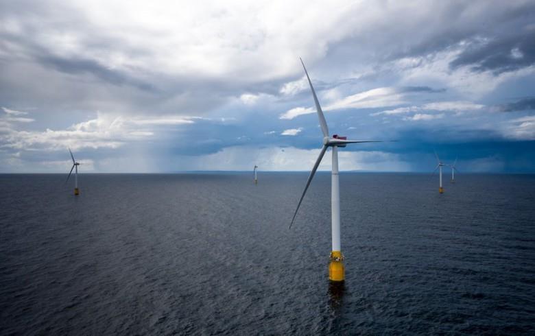 爱尔兰筹建1.4吉瓦浮动式海上风电场