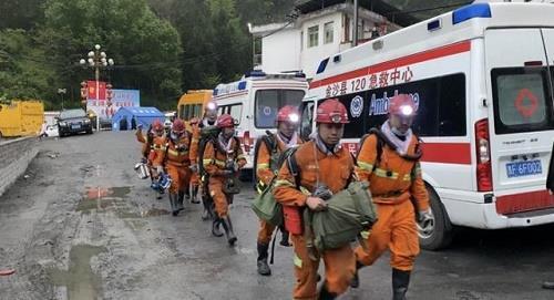 贵州金沙东风煤矿煤与瓦斯突出事故共造成8死1伤