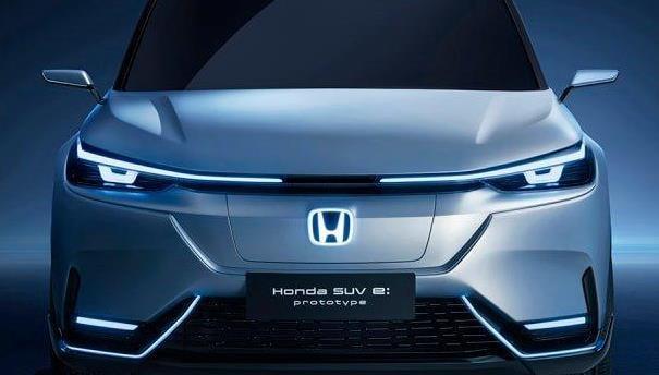 本田汽车将于2040年实现100%电动化